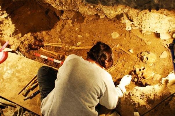 Gli scavi in Sant'Orsola a Firenze a caccia della Monnalisa