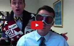 Usa, video virale. Nevica, il preside «hip-hop» chiude la scuola