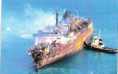 Moby Prince: il presidente Mattarella ricorda i 140 morti di 25 anni fa davanti al porto di Livorno