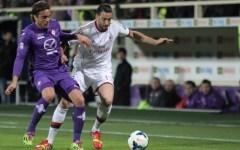 Fiorentina irriconoscibile, battuta dal Milan e da Balotelli: 0-2. Pagelle