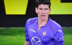 Fiorentina: Gomez finirà in panchina. Con l'Atalanta, in Coppitalia, tandem Babacar-Diamanti