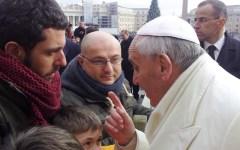 Shelbox interessa agli argentini. «È stato il Papa»