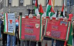 Firenze: la Filarmonica Rossini in strada per la Festa della Liberazione (VIDEO)