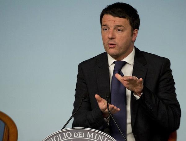 Matteo Renzi Presidente del Consiglio dei Ministri