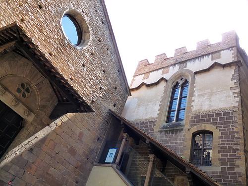 Il Palagio di Parte Guelfa, sede del Calcio storico fiorentino