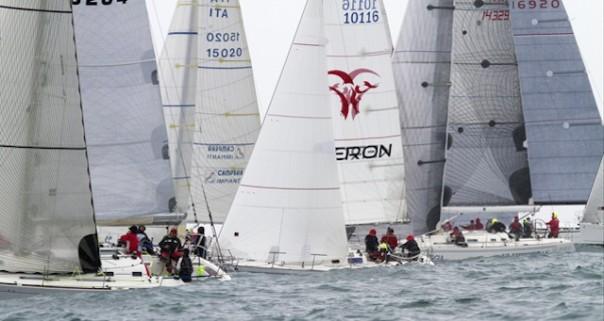 In svolgimento il 31° Trofeo Accademia Navale nelle acque di Livorno