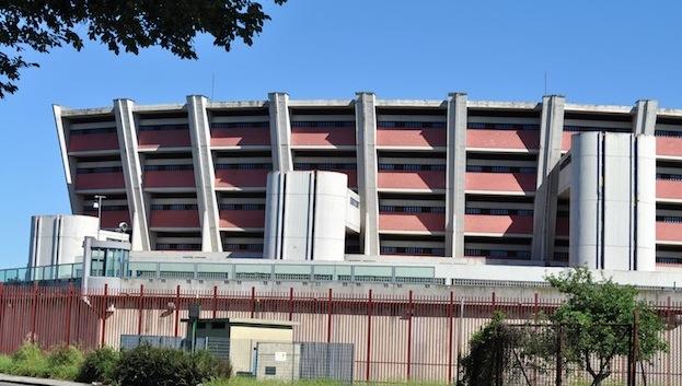 Il carcere di Sollicciano a Firenze