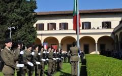 Firenze, ricordati con gli studenti i 153 anni dell'Esercito Italiano
