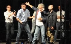 Elezioni 2014, Grillo a Firenze: «Sono l'erede di Berlinguer»