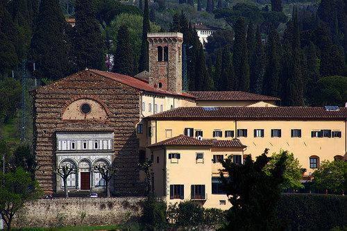 L' Istituto Universitario Europeo alla Badia Fiesolana