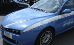 La Polizia ha condotto il marito-aggressore nel carcere di Sollicciano