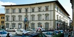 Palazzo Sacrati Strozzi, sede della Giunta regionale toscana