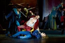 Romeo e Giulietta di David Zard, Tebaldo e Mercuzio