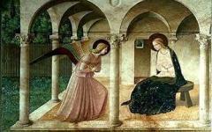 Il Beato Angelico nel museo di san Marco a Firenze