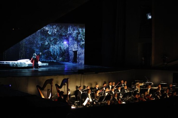 «Otello» all'Opening gala dell'OF
