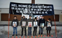 Cinesi morti incendio a Prato