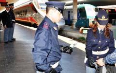 Firenze, professione ladro sui treni: presi tre borseggiatori sul Freccia Argento