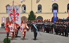 I Carabinieri celebrano i loro 155 anni in Toscana