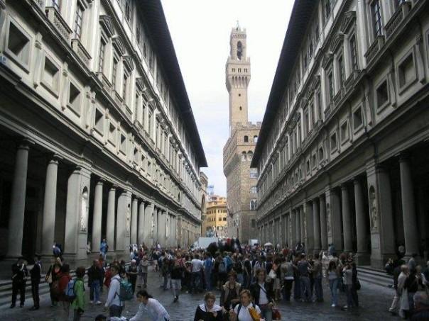La Galleria degli Uffizi, blackout in biglietteria