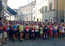Maratona Pistoia-Abetone, la partenza
