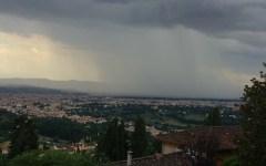 Maltempo in Toscana: allerta temporali per venerdì 4 settembre