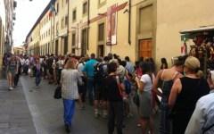 David di Michelangelo: «La pedana antisismica non basta a salvarlo dal terremoto»