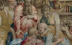 Firenze, tornano gli arazzi medicei nel Salone de' Dugento di Palazzo Vecchio
