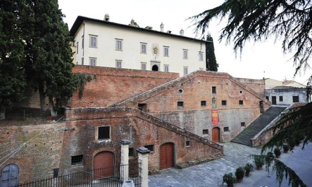 Villa Medicea a Cerreto Guidi