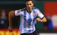 Fiorentina: in arrivo Basanta, compagno di Messi nell'Argentina
