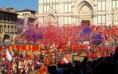 Calcio storico, Nardella alle squadre: «Torneo sospeso». Ma è giallo: manca l'annuncio ufficiale