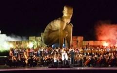 Teatro di Lajatico: canta Bocelli. Placido Domingo special guest