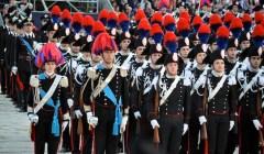 Carabinieri Piazza di Siena