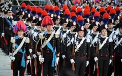 Forte dei Marmi: cittadinanza onoraria all'Arma dei Carabinieri