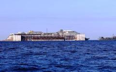 Concordia: sui fondali del Giglio il corpo dell'ultimo disperso non c'è.  A Genova la nave rischia il sequestro