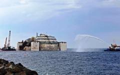 Concordia: la partenza per Genova slitta a mercoledì 23