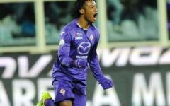 Fiorentina: ore decisive per Cuadrado. La squadra è rientrata dal Sud America