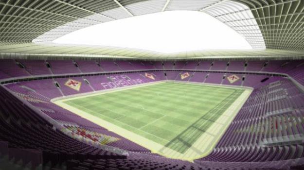 Fiorentina, fissata la data per il nuovo stadio: prima gara nel 2021