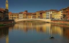 Pisa: sversamento di carburante da uno squarcio praticato nell' oleodotto