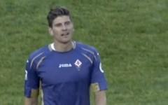 Fiorentina: gran gol di Gomez su assist di Bernardeschi. Battuti gli Estudiantes a La Plata: 0-1