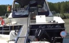 Marina di Pisa, tre tonnellate di hashish sullo yacht: arrestati 5 trafficanti