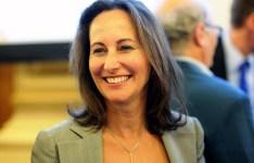 Il ministro dell'Ecologia francese, Ségolène Royal