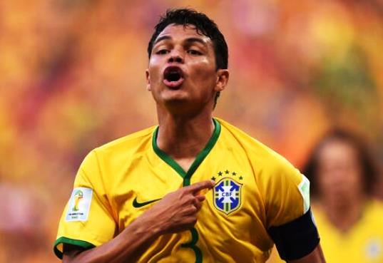 Thiago Silva, Brasile