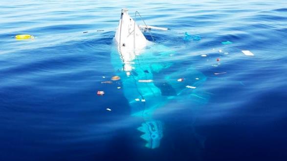 Lo yacht affondato a Montecristo