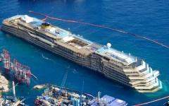 Renzi ha deciso: farà rottamare a Genova la Costa Concordia
