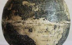 Il più antico mappamondo? Su un uovo di struzzo del '500 e c'è già l'America
