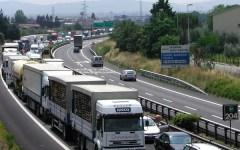 Autostrade e Sgc: da lunedì 26 chiusure sull'A1 e sulla Firenze-Pisa-Livorno