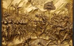 Da Firenze a Seul una copia della Porta del Paradiso per Papa Francesco