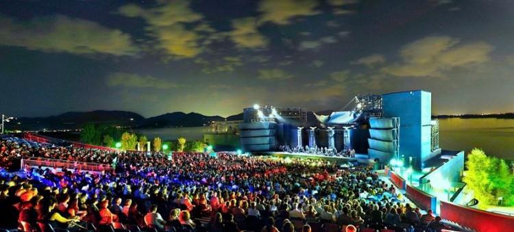 Il gran teatro all'aperto Giacomo Puccini