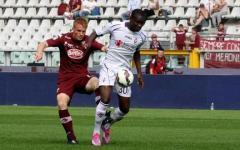 Fiorentina, gol di Babacar e pareggio a Torino: 1-1. Ma quanta sofferenza! Le pagelle
