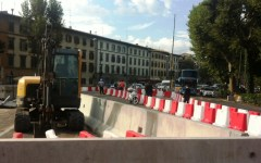 Firenze, tramvia: nuovi cantieri da lunedì 25 maggio